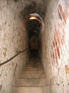 Bran-castle-secret-stairs-prison